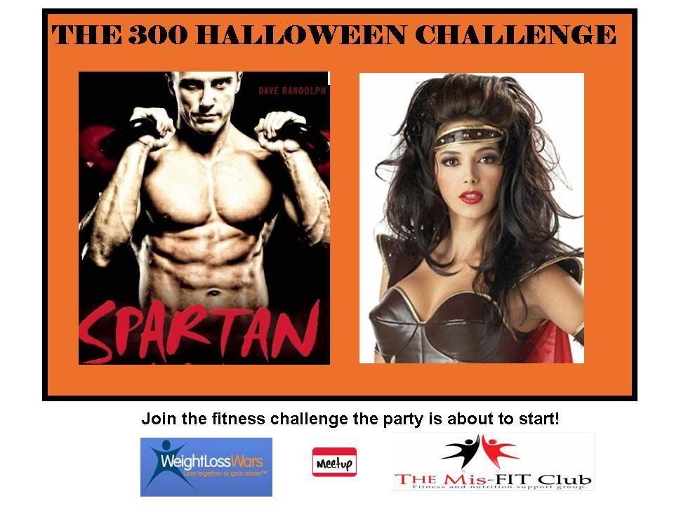 The Halloween 300 Challenge