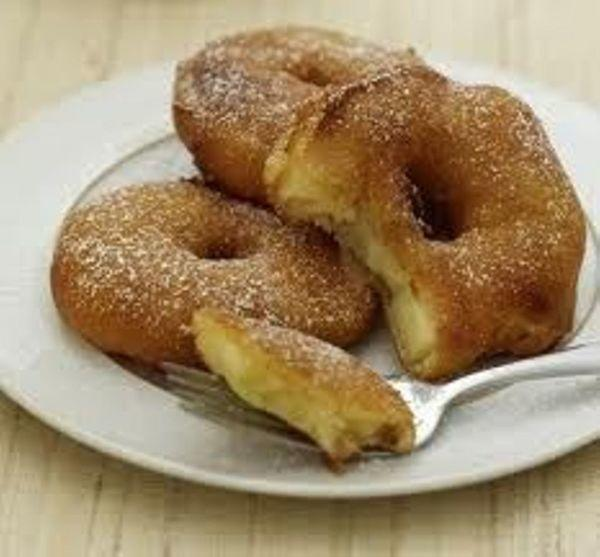 Portuguese Apple Fritters - SIMPLECOOKING@JOEYSFOOD
