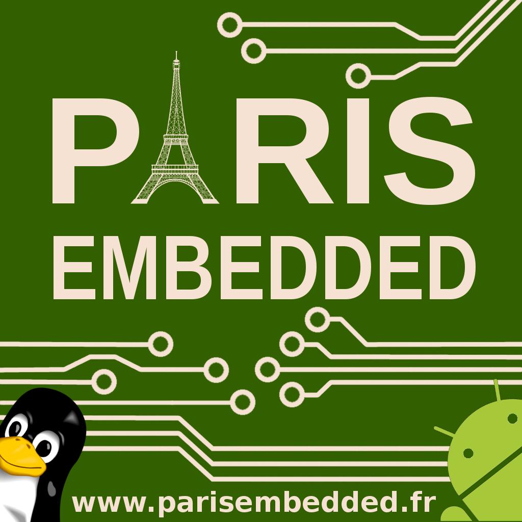 Logo Paris Embedded