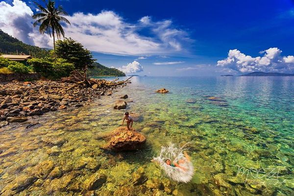 Sail to CNN rated best Asia's Tropical Islands Paradise starting at Anambas Islands, Riau Islands, Indonesia