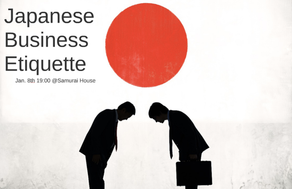 business etiquette in japan Read up on the most important etiquette tips to keep in mind before you travel to japan.