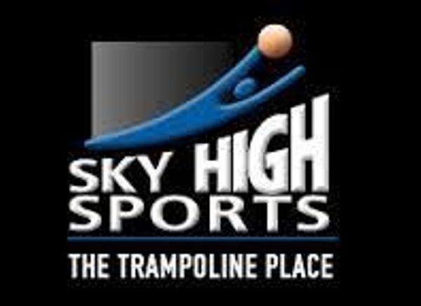 Trampoline Fun at Sky High