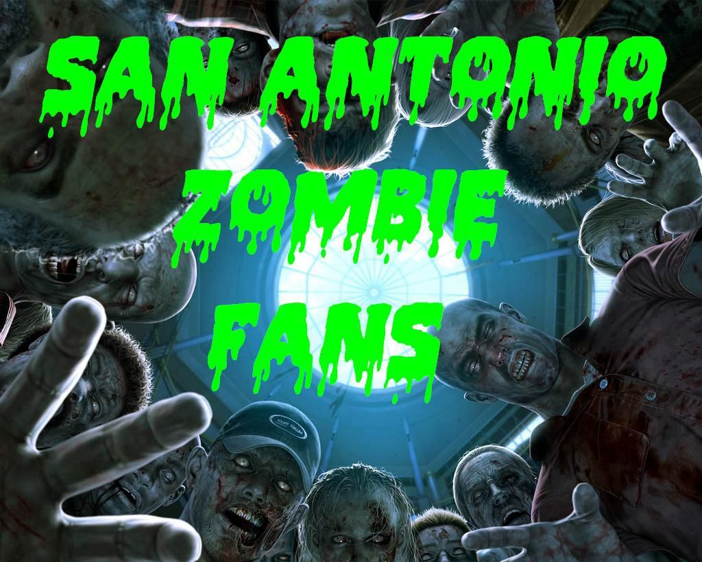 San Antonio Zombie Walk - Official - evensi.us