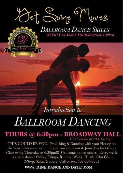 Ballroom and Latin Dancing Las Vegas