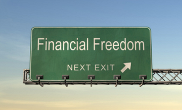 financial freedom through investing in properties