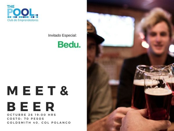 Meet and Beer Noche de networking