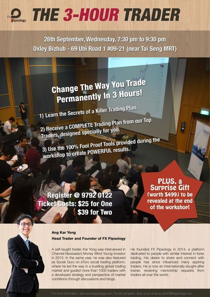 Singapore forex trading group
