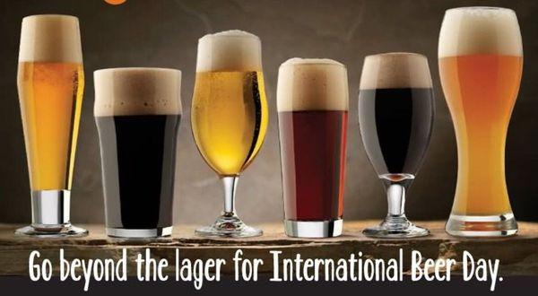 「世界ビールデー」の画像検索結果
