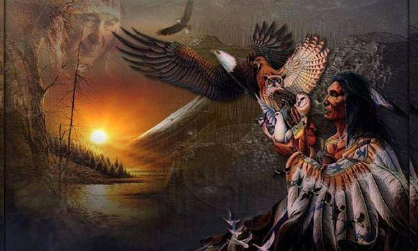 Shamanic Visions | Openhand