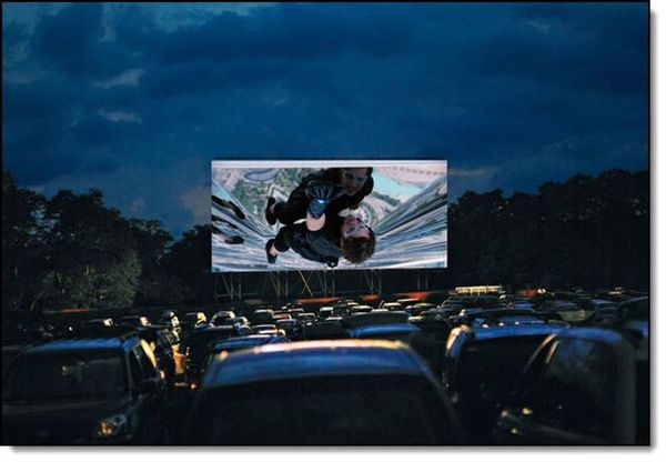Atlanta ga drive in movie