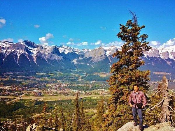 9D/8N Canadian Rockies Adventure (24 May – 1 Jun 2016)  starting at Lake Louise, AB, Canada