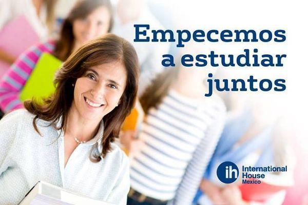 Clases y Practica de Ingles GRATIS en IH Ciudad de Mexico