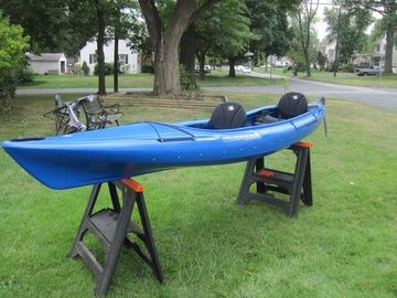 For Sale New Wilderness Systems Pamlico 135t Tandem