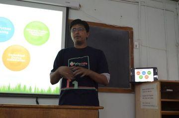 Krishnan Explaining