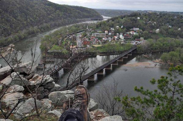 Appalachian Trail: Crampton Gap to Harpers Ferry! A ...