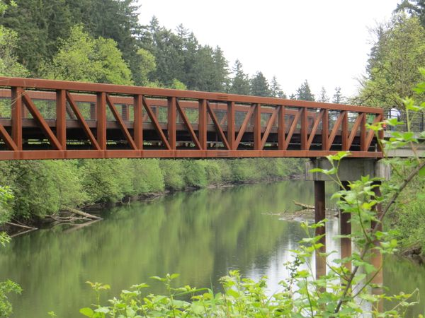 3 parks 3 cities walk tigard or for Tualatin river fishing