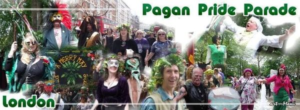 Pagan Pride Parade London  - photos (c) Mani Navasothy 2012