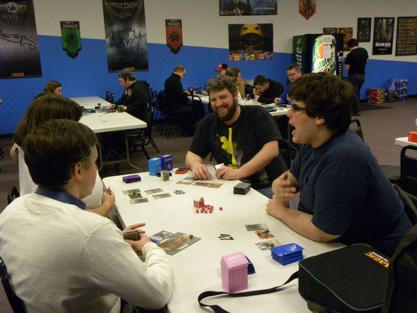 Louisville Warhammer Invasion - Cardboard Gamers