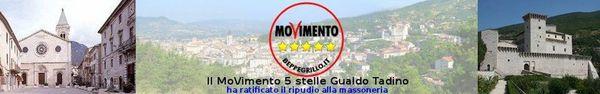 MEETUP M5S Gualdo Tadino