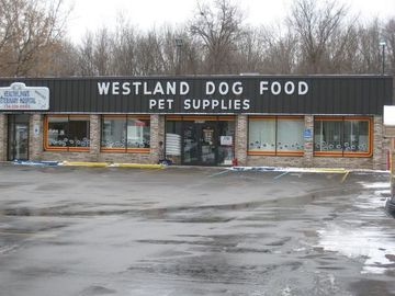 Westland Dog Food Co Inc Westland Mi