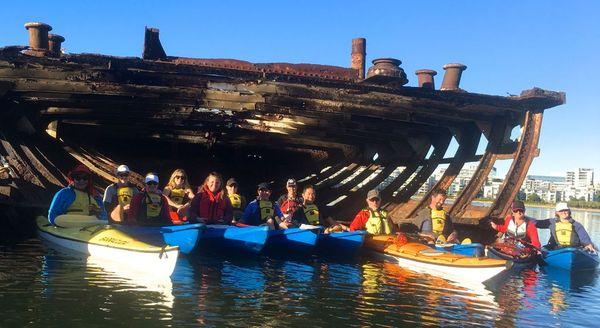 - NEED A KAYAK: Afternoon Wrecks of Homebush Bay Paddle