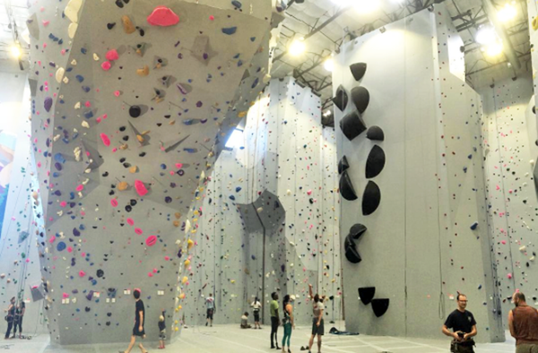 Mesa Rim | Climbing and Fitness Centers