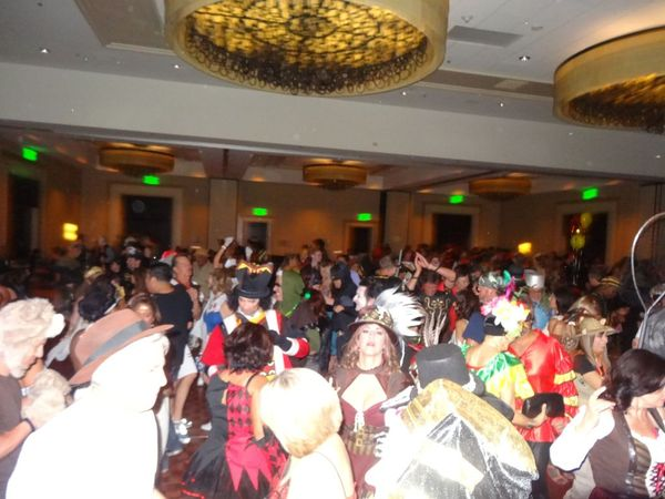 East Bay Halloween Party