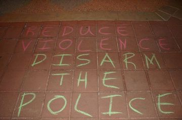 Join Nevada Cop Block at the Anarchist Cafe (A Cafe) for Disarm the Police