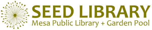 Seed library grand opening saturday 10 17 12 00pm mesa for Garden pool meetup