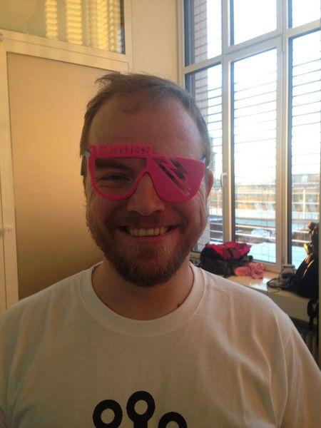 3dDinge Gründer <b>Nils Hitze</b> mit 3dHubs Brille - 600_312091892