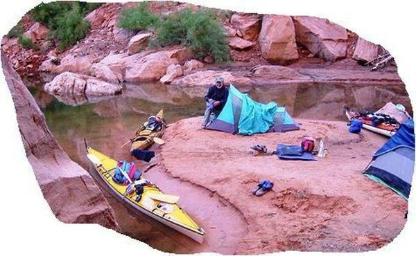 Lk Powell Kayak Paddling Amp Beach Camping Amp Exploring