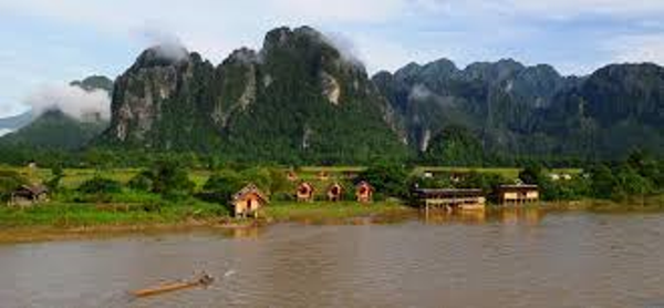 10 days northern Laos adventure starting at Changi Airport Singapore Singapore