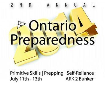 Ontario Prepper Meet