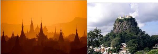 Magical Myanmar X'mas Special starting at Bagan, Mandalay Region, Myanmar (Burma)