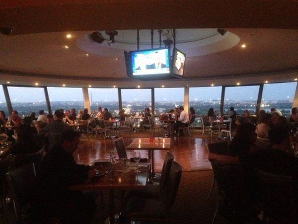 New Years Eve At Skydome Restaurant