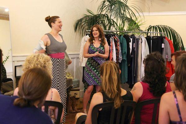 soul style workshops, Auretha Callison, Personal Stylist Orlando, Image Consultant Orlando