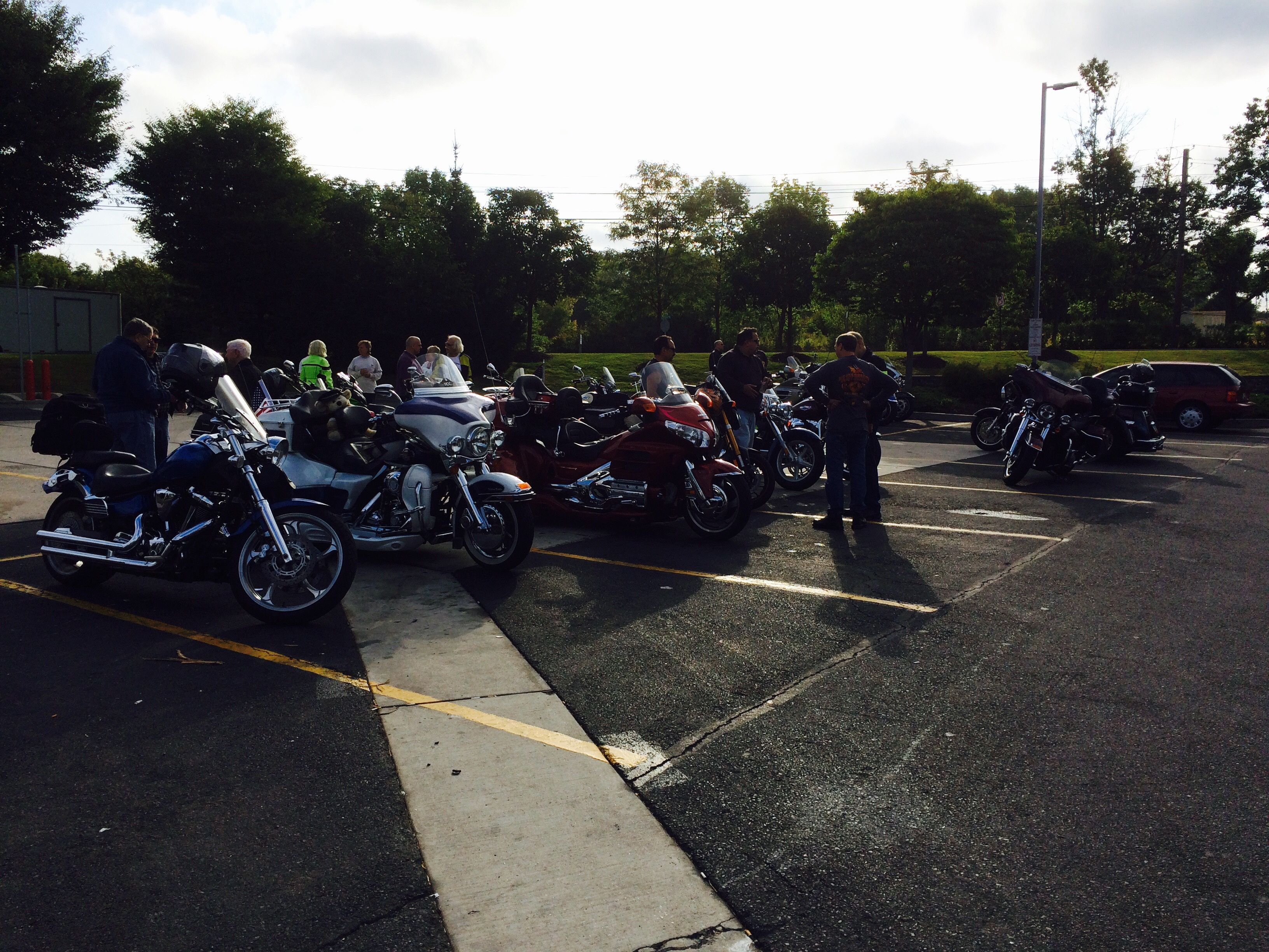motorcycle meet up