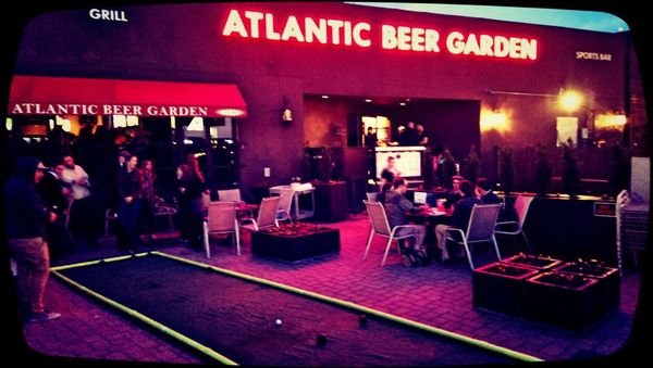 Play Bocce Ball At Atlantic Beer Garden Free Preview Night 20 S 30 Awesome Boston Hy Hours Hikes Good Stuff Ma Meetup