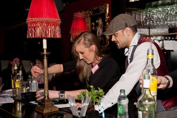 Saturday Drinks and Dancing at Lillie's Bordello