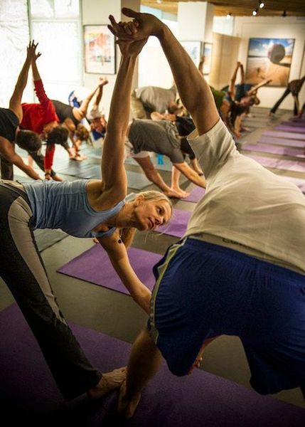 Yoga speed dating london