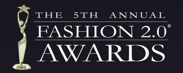 The 5th Annual Fashion 2.0 Awards Ceremony & Reception