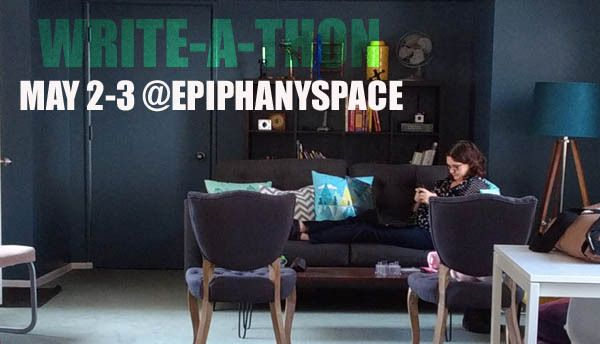 Write-A-Thon @ Epiphany Space  | New York | CA | United States