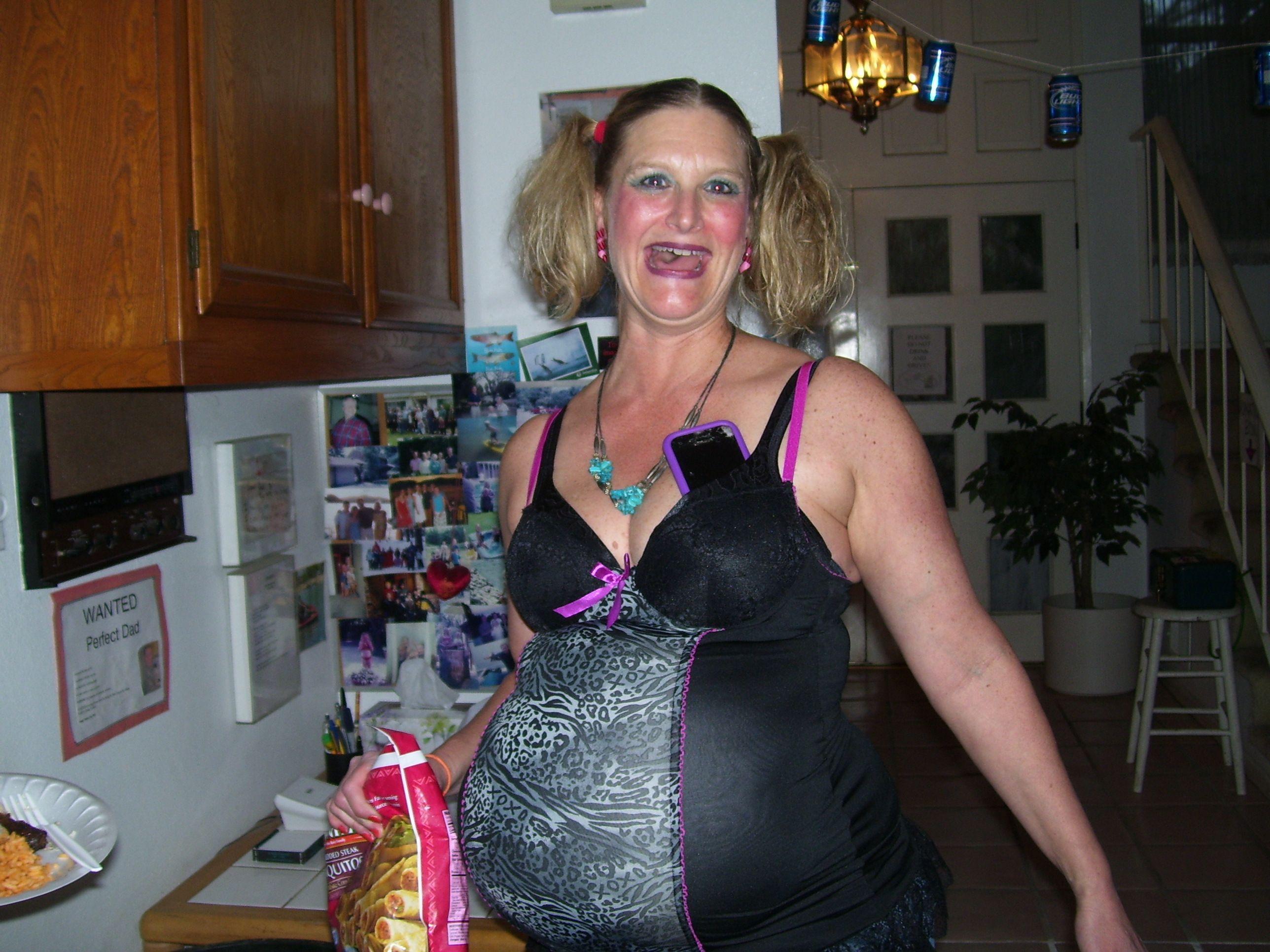 trashy fat redneck women