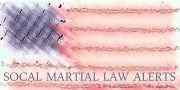 SoCal Martial Law Alerts