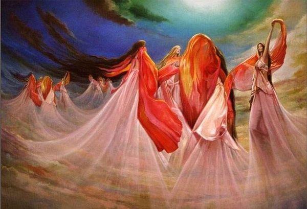 Sacred Dance – Living Works Studio