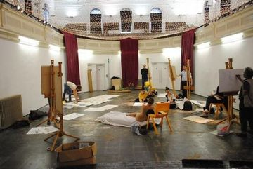 Life drawing classes for the mary ward centre hampstead school of art