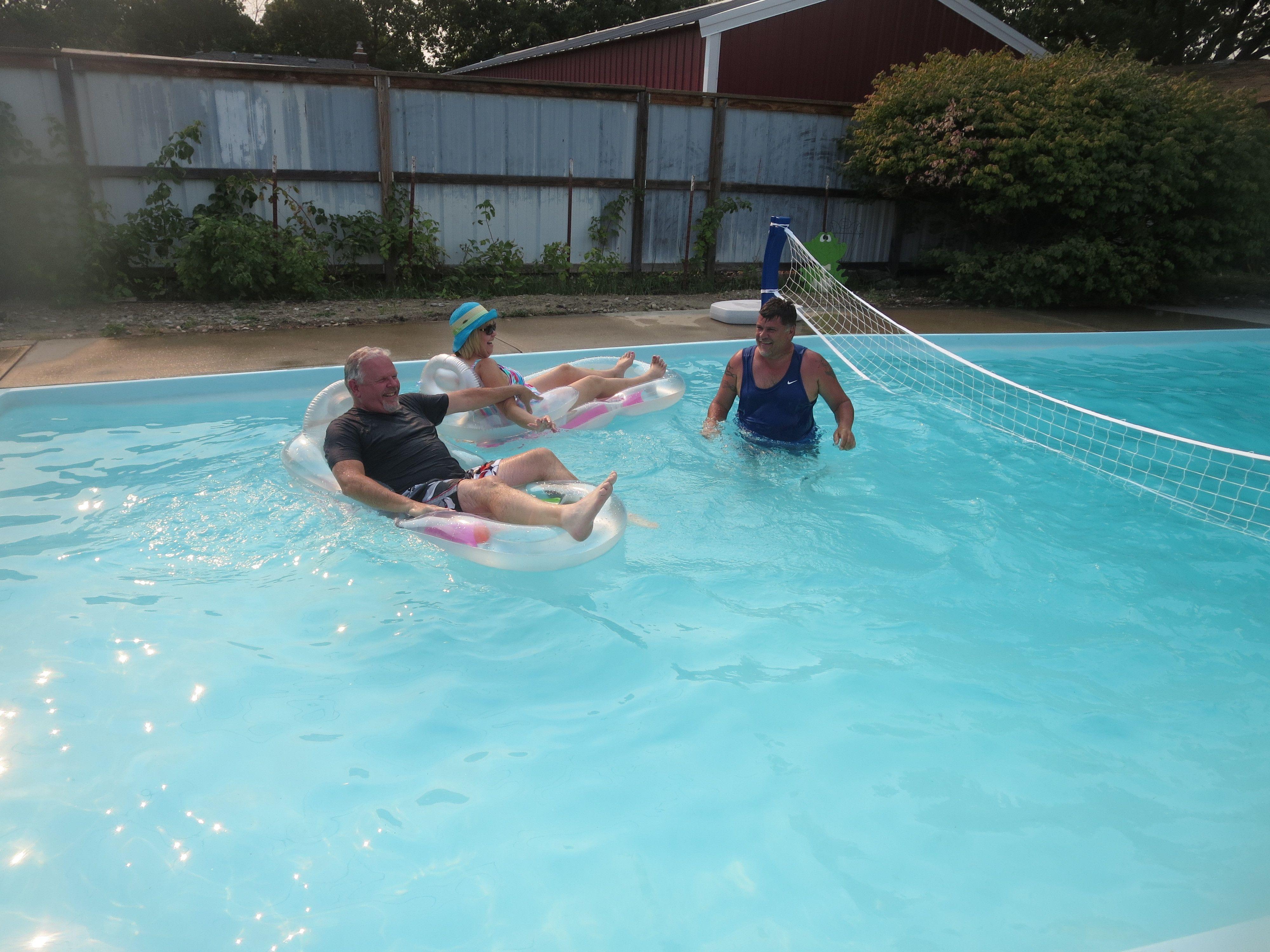 Photos spokane cda outdoor adventure group spokane wa for Garden pool meetup