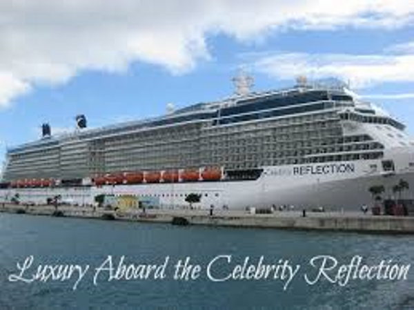 Silhouette or Reflection - Celebrity Cruises - Cruise ...