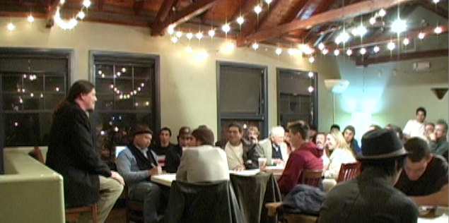 February, 2010's IFIE Meeting