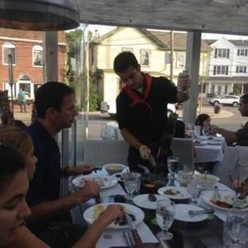 Blast Down To The Brazilian Grill Churrascaria On The Cape Fitchburg Pilot